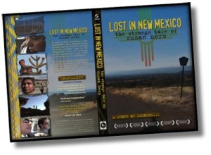 'Lost in New Mexico' is the 2nd feature by producer - filmmaker Jason Rosette