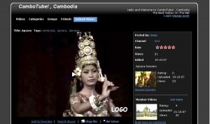 CamboTube - The first user generated OTT video platform in the ASEAN region