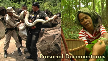 Camerado Media Produced Prosocial Documentaries for Avocacy, Promotion, and Fundraising