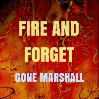 'Fire and Forget' is an original track by songer-songwriter Gone Marshall and was produced by Camerado Media
