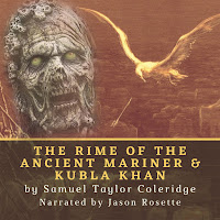 'The Rime of the Ancient Mariner' and 'Kubla Khan' audiobook produced by Camerado Media